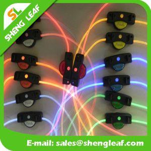 Flash Party Disco LED Nylon Shoelaces (SLF-NS009) pictures & photos