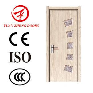 Modern Wooden Door Cheap Wood Door with Door Lock pictures & photos