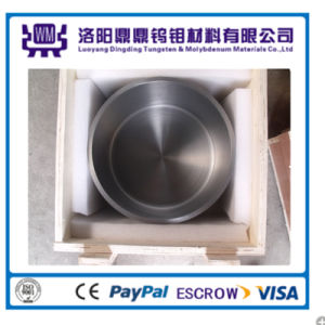 High Temperature Molybdenum Crucible From Manufacturer pictures & photos