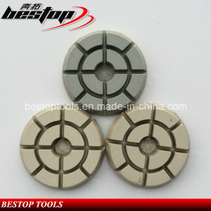 D80mm Dry/Wet Polishing Pad for Concrete, Granite and Marble Grinding pictures & photos