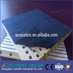 Modern Studio Acoustical Sound Absorbing Wooden Board for Nightclub Interior pictures & photos