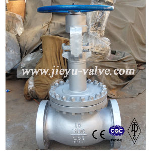 Low Temperature Steel Lcb Globe Valve pictures & photos