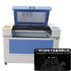 Best CO2 Laser fabric Acrylic Cutting Machine 6090