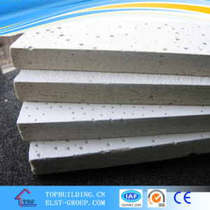 Sandy Mineral Fiber Ceiling Board/Acoustic Ceiling Tile pictures & photos