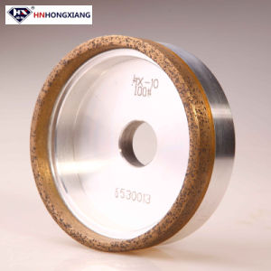 130mm Metal Diamond Grinding Wheel for Glass Abrasive pictures & photos