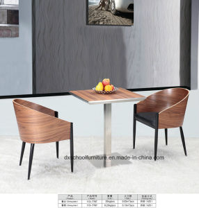High Class Solid Wood Table and Chair for Home pictures & photos