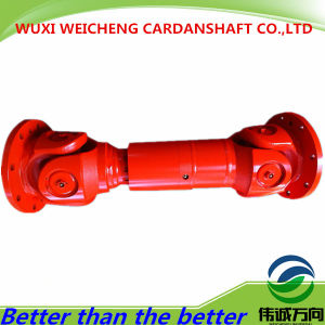 Cardan Shaft for Petroleum Machinery pictures & photos