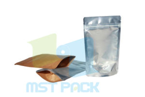 Food Package Bag; Stand up Pouch Plastic Bag pictures & photos