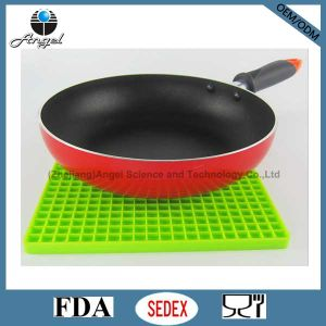 Heat Resistant Silicone Rubber Mat Tablemat Sm03