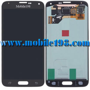 Mobile Phone LCD Display Screen for Samsung Galaxy S5 Sm-G900 pictures & photos