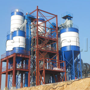 Semi-Automatic 5-10 Tons Dry Mortar Batch Mixing Plant pictures & photos