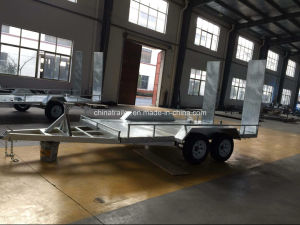 Heavy Duty Double Deck Car Carrier Trailer for Multi-Use pictures & photos
