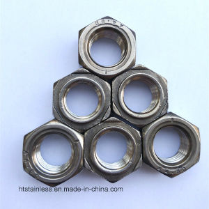Stainlesss Steel Ss316 DIN929 Hex Weld Nut pictures & photos