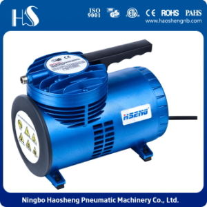 AS06 Portable Compressor Silent Air Compressor pictures & photos