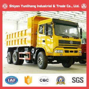 Tri-Ring 6X4 25 Ton Dump Truck / 10-Wheel Dump Truck pictures & photos