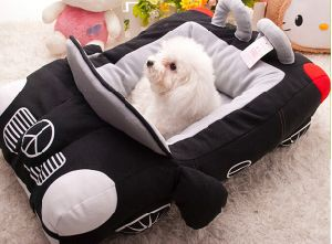 Car Style Pet Bed for Cat or Dog pictures & photos