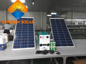 Hot Sale 200W Integrated Solar System (KSS-200W) pictures & photos