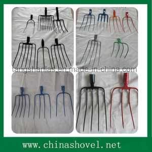 Fork Best Quality Railway Steel Garden Fork pictures & photos