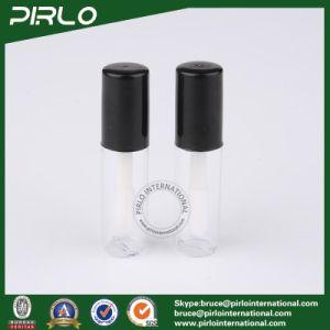 1ml 1g Plastic Lip Gloss Tube with Aluminum Brush Cap Mini Hand Sie Lip Balm Tube pictures & photos