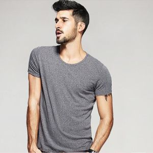 China Bamboo Cotton Tshirt pictures & photos