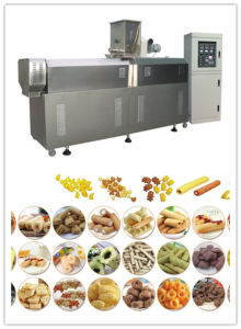 Hot Sell Corn Filling Puff Snack Production Line pictures & photos