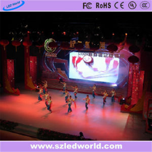 P6 Indoor Full Color LED Screen Display for Fixed pictures & photos