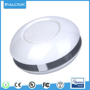 Home Security System Wireless Smoke Detector Smoke Alarm (ZW1103) pictures & photos