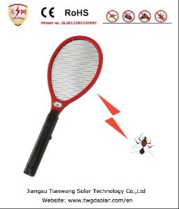 High Voltage High Quality Pest Killer with Cleaning Brush pictures & photos
