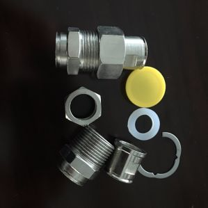 Ss201 3/4′′ Steel Gas Hose Fitting Exporter pictures & photos