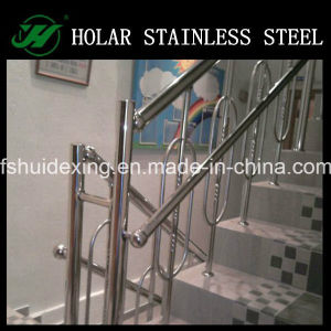 Stainless Steel Portable Stair Railings pictures & photos