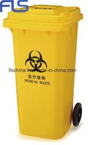 Hot Sale! ! Eco-Friendly 120L Plastic Wheelie Bin/Container pictures & photos