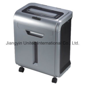 2016 Hot Sale Popular Designed 10 Sheets Cross Cut SD-810d Paper Shredder pictures & photos