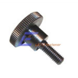 DIN464-Knurled Thumb Screws pictures & photos