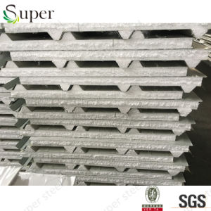 High Quality Plystyrene Sandwich Panel for Wall / Roof Factory Price pictures & photos
