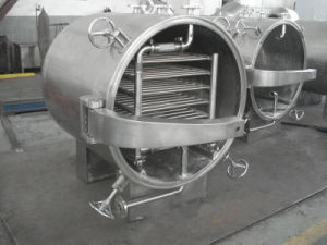 Yzg-1400 industrial Round Vacuum Drying Machine pictures & photos