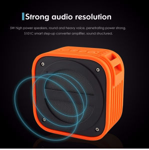 New Rechargeable Professional Portable Bluetooth Mini Wireless Speaker pictures & photos