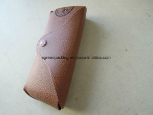 Popular Soft PU Leather Sunglasses Case / Paper Box / Eyeglasses Cloth (SS15) pictures & photos