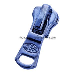 #5 Brass Metal Zipper Slider pictures & photos