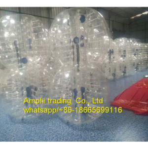 2015 High Quality 1.2m/1.5m PVC/TPU Buddy Bumper Ball for Adult, Giant Ball Inflatable, Football Inflatable Body Zorb Ball pictures & photos