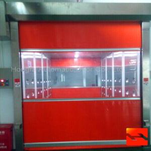 1.2mm PVC High Speed Door with Radar Sensor pictures & photos