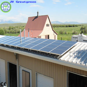 off-Grid Solar Generator System for Factory Use