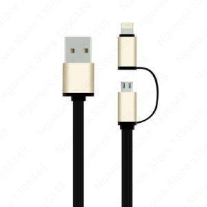 Mobile Phone Accessories Retractable Charging Micro USB Cable pictures & photos