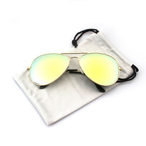 Ynjn OEM Metal Custom Logo Fashion Polarized Men Sunglasses (YJ-0015) pictures & photos