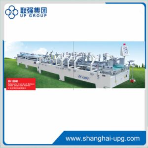 Zh-1200g Automatic Crash Lock Bottom Folder Gluer with Prefold pictures & photos