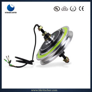 High Efficiency Electric Motorcycle Hub E-Scooter Brushless Motor for E-Bike pictures & photos