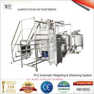 PLC Automatic Weighting & Dissolving System (K8019032) pictures & photos