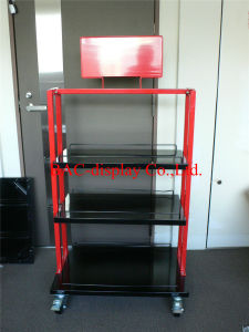 3 Tier Heavy Duty Metal/Iron Display Stand pictures & photos