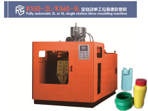 2L Single Station Bottle Blow Molding Machine pictures & photos