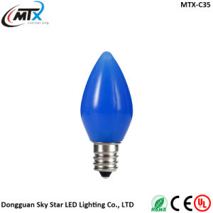 Hot Blue LED Christmas Light C7 C9 Mini Christmas Light pictures & photos