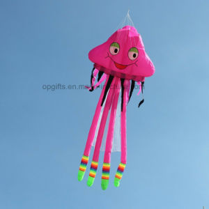 Wholesale New Spring Multicolor Children Jellyfish Kites pictures & photos